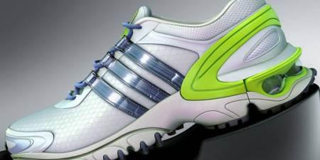 Adidas : modélisation & rendu – prototype