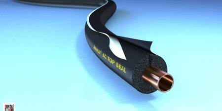 Armacel : 3D pour plaquette commerciale