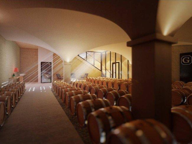 Projet d'architecture Gavignet (Cristalead Dijon)