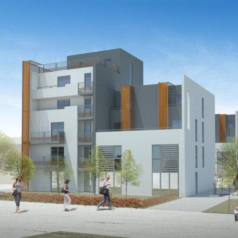 Concours : Modélisation d'architecture 3D