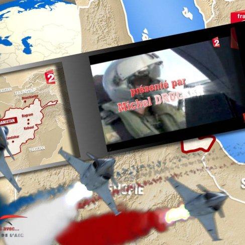 France 2 : habillage TV de 2 émissions de Michel Drucker.
