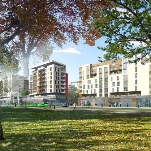 Concours : Architecture & promotion immobilière