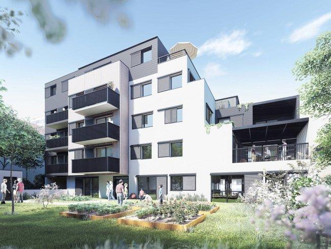 Images 3d promotion immobilière DIJON